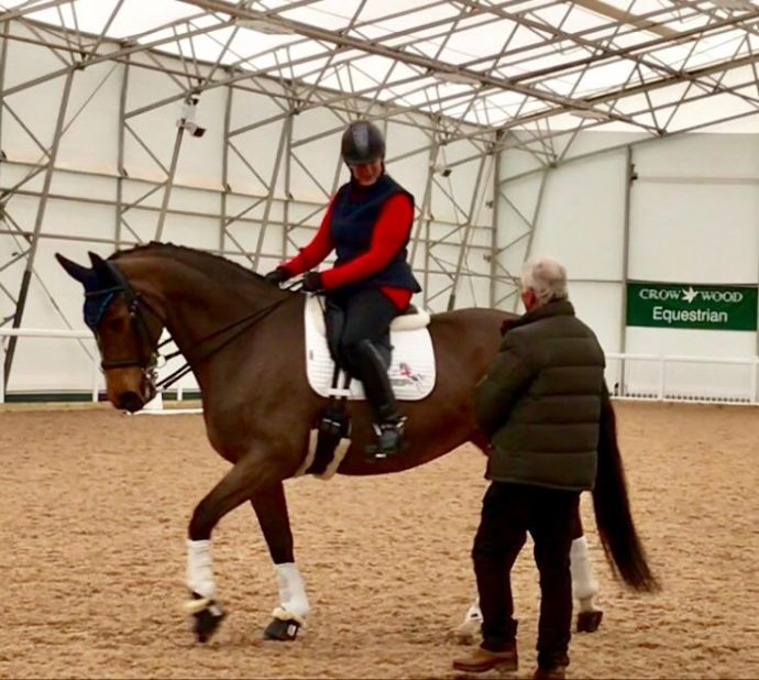 Guinea Pig Rider PSG with Stephen Clarke